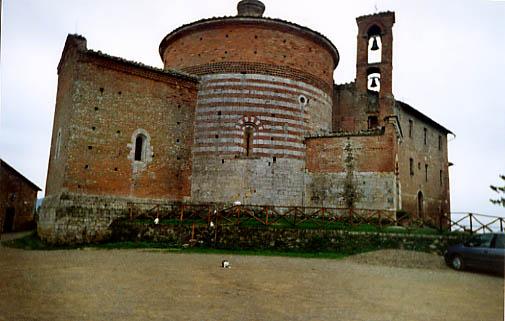 La Rotonda come si presenta oggi. Fonte: Foto di Sergio Costanzo