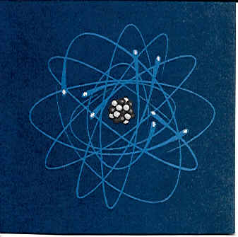 L'atomo, micro-macrocosmo in armonia Fonte: dalla rete