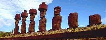 Rapa Nui Fonte: dalla rete