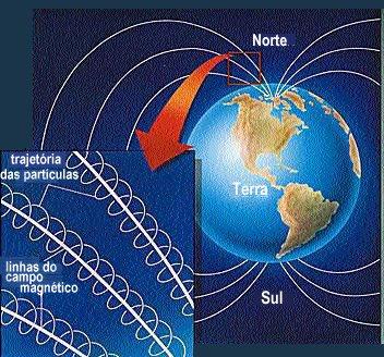 Campi di forza magnetici Fonte: dalla rete